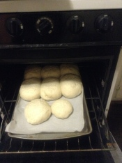 Making Bajan Salt Bread